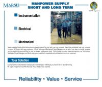 TECHNICAL MANPOWER SUPPLY